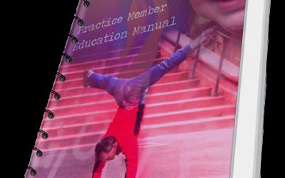 chiropractic practice member education manual