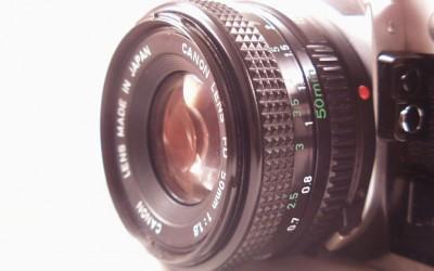 Camera focusing