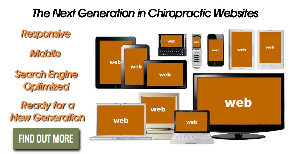 chiropractic websites slider