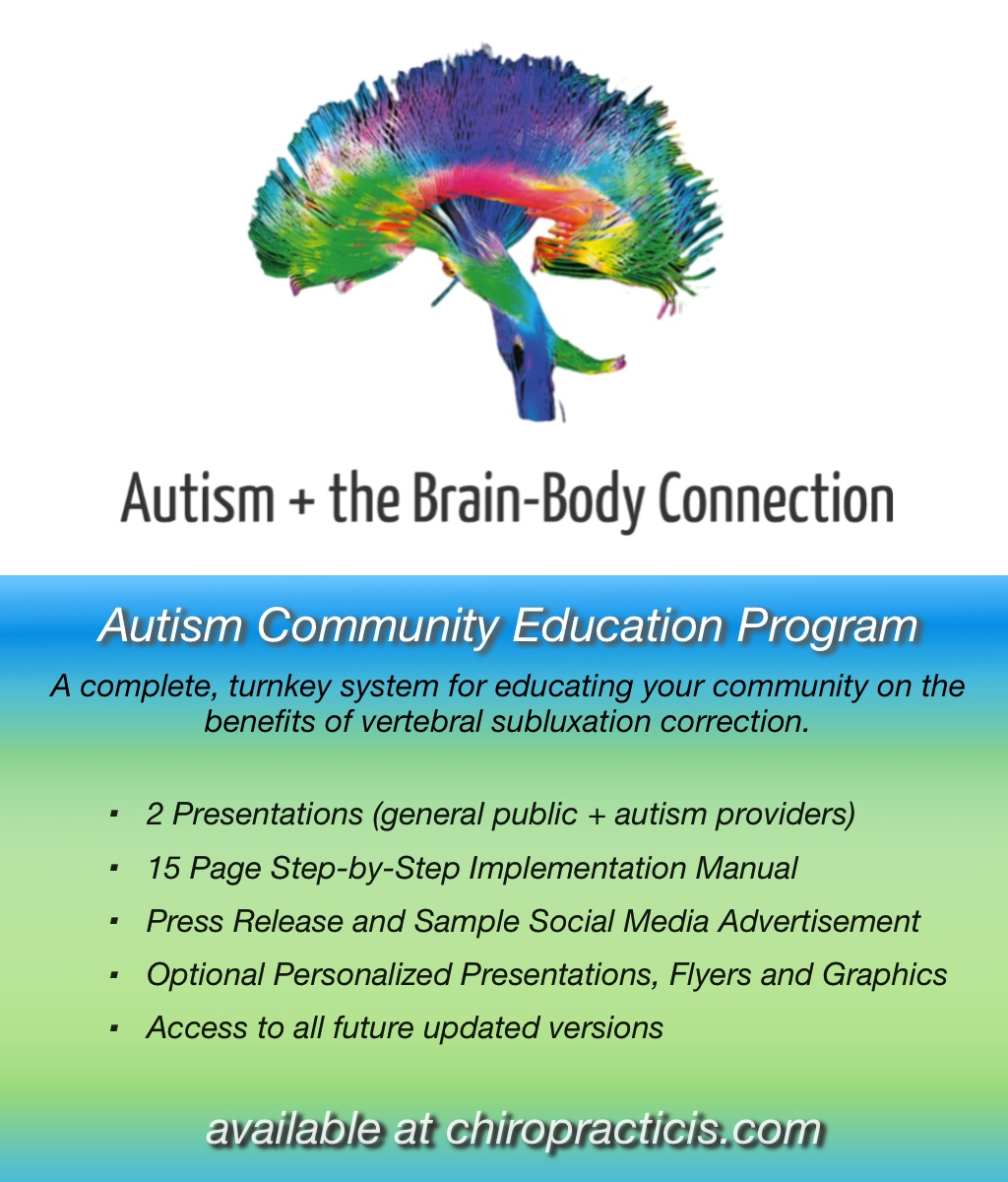 Autism and Chiropractic