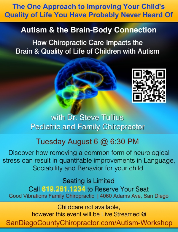 Autism & the Brain-Body Connection