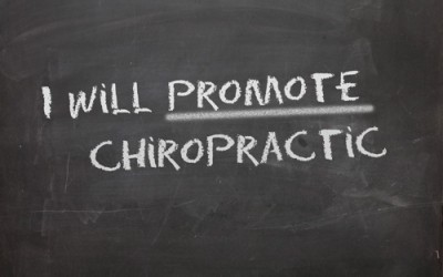Promoting Chiropractic