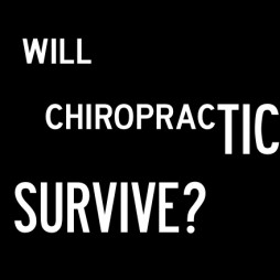 will chiropractic survive?