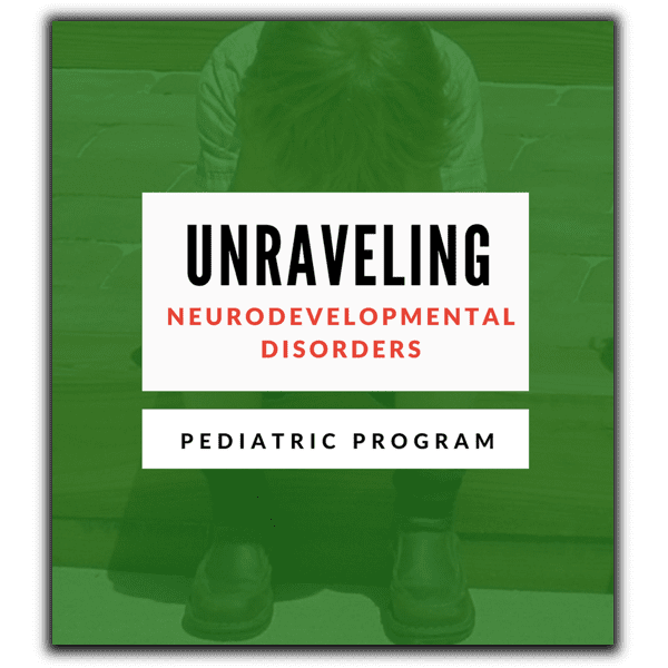 Unraveling Neurodevelopmental Disorders Pediatric Program – 4 Monthly Payments