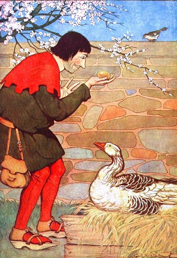Chiropractic Golden Goose?