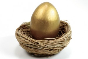 Chiropractic Golden Egg