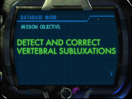 Your Mission: To Detect and Correct Vertebral Subluxations